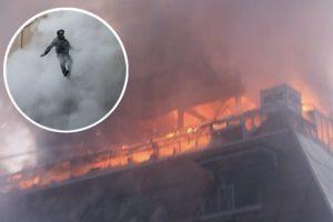 Hàn Quốc: 29 người chết do cháy tòa nhà thương mại